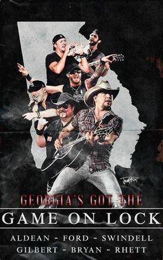 GEORGIA BOYS ~ Jason - Cole - Brantley - Luke - Thomas