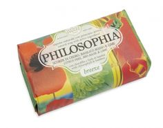 BREEZE Bar Soap PHILOSOPHIA by Nesti Dante 1 bar