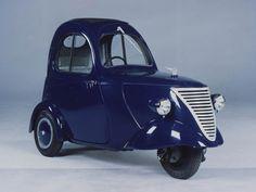 DAF Rijdende Regenjas Prototype (1941)
