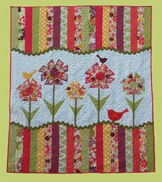Dizzy Lizzy Quilt Pattern from Abbey Lane Quilts