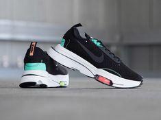 Nike Air Zoom Type Black Menta Nike المقاسات 36 45 السعر 510 ريال طبعا الشحن مج In 2020 Nike Air Max Air Max Sneakers Sneakers Nike
