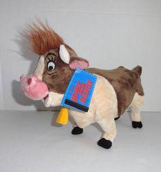 """New Disney Home On The Range Plush 12"""" MAGGIE Cow #Disney #cows #toys"""