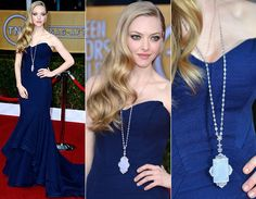 Amanda Seyfried at 2013 Sag Awards