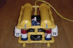Plans for a DIY ROV?