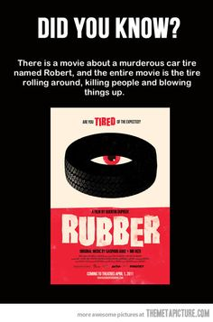 I've seen this! It was the weirdest. For all you who want to watch it... It's on Netflix