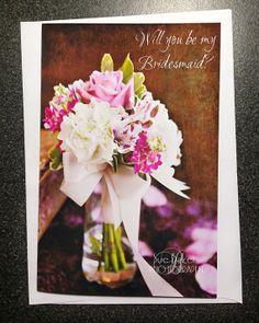 Will you be my Bridesmaid cards  bridesmaid by LilyLilesWeddingco, $4.95 https://www.etsy.com/listing/181398341/will-you-be-my-bridesmaid-cards