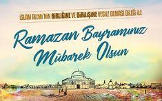 En Güzel Ramazan Bayramı Mesajları 2020 - Güzel Sözler Ale, Islam, Cards, Instagram, Home Decor, Fasion, Ankara, Istanbul, Decoration Home