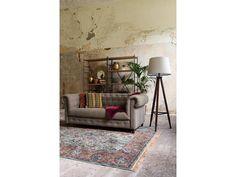 Alfombra para la sala de estar estilo persa diseño Oriental Color Beige pequeña X Grande S-XL