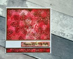 Sharing a Design Team card I made using the Craft Buddy Forever Flowerz Pretty Poinsettias Die and Stamp set and Distress Oxides. Distress Oxides, Distress Ink, Mixed Media Cards, Tim Holtz, Poinsettia, Stamping, Christmas Crafts, Card Making, Colours