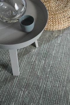 Desso & Ex unique home flooring concept – colour Botanical Green.