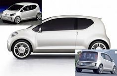 Volkswagen Up! got 2012 World Car of The Year