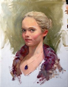 How to paint skin tones. More than 280 collections across America own portraits painted by Chris Saper, so she knows a thing or two about achieving an accurate likeness. Here she reveals how to observe and mix the perfect flesh colours to make your own portraits sing with life and vibrancy