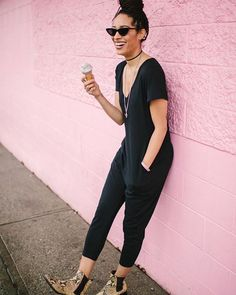 It's Sunday and what better way to spend it, than in our Sunday Romper by 🎉 Restocked but going fast so be sure to get yours soon! Calgary, Lounge Wear, Capri Pants, Rompers, Stylish, Shopping, Collection, Instagram, Sunday