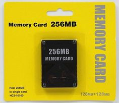 Ponnky Memory Card Game Memory Card for Sony Play Station 2 Fancy Water Bottles, Blister Packaging, Video Games Xbox, Playstation Games, Card Games, Sony, Like4like, Memories, Cards