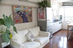 Sunny Apartment , Downtown Tokyo in Meguro