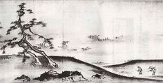 雪舟   Traditional Culture, Japanese paintings, Japanese art