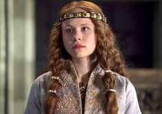 Alison Pill as Princess Maude in The Pillars of the Earh (2010)
