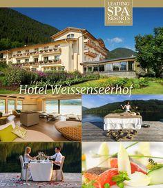 Feel well im BIO-VITALHOTEL WEISSENSEERHOF****S   #leadingsparesort #wellness #weissenseerhof #weissensee #kärnten #gailtal #lesachtal #gitschtal #naturpark #naturregion #pauschalen #urlaub #ferien #buchen #erlebnis #berge #see #kulinarik #gourmet #leading #spa #resort