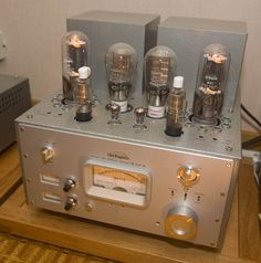 Line Magnetic's LM-219 IA integrated amp