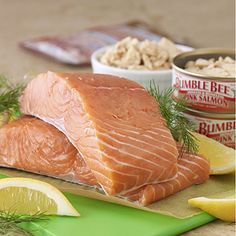 7 ways with salmon. My favorite type of fish to eat