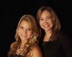 Mother & Daughter Portrait