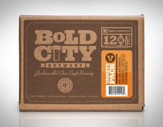 Kendrick Kidd » Blog Archive » Bold City Brewery – 12 Pack Carrier