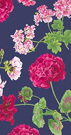 IHR Geraldine Navy Blue Pink Green Floral Printed Paper Guest Towels Whole Floral Print Wallpaper, Flower Phone Wallpaper, Trendy Wallpaper, Love Wallpaper, Cellphone Wallpaper, Pretty Wallpapers, Pattern Wallpaper, Iphone Wallpaper, Floral Wallpapers