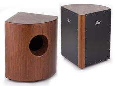 Pearl Introduces The Wedge Cajon Cajon Drum, Diy Drums, Drum Accessories, Pearl Drums, Diy Amplifier, Homemade Instruments, How To Play Drums, Cigar Box Guitar, Speaker Design