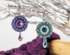Beads for Style: Anhänger Kaleidoskop - Freebie