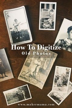 Learn how to digitize your old photos in a matter of seconds with my favorite free Android & iPhone scanning app.