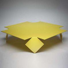 Single Powder-Coated Sheets Form Anthony Leyland's Modern Designs trendhunter.com