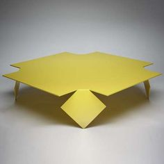 Single Powder-Coated Sheets Form Anthony Leyland's Modern Designs trendhunter.com