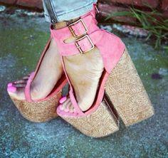 timeless design 15295 88fab Plataformas, Zapatos, Cuñas De Verano, Zapatos De