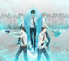 Blue Exorcist ~~ We WILL protect you!