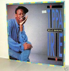 TIPPA IRIE - Hello Darling  REGGAE  *UK1986* 12 MAXI mint