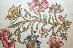 Apron Date: first quarter 18th century Culture: British Medium: silk, metal thread, III, The Met