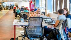 The Rise of Co-working | Inspiration | Knoll