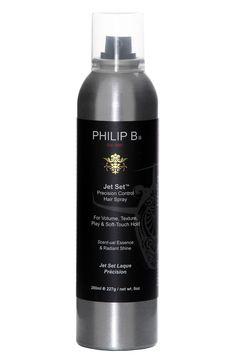 Philip B. JET SET Precision Control Hair Spray Fijador