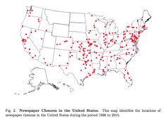 When Local Newspapers Close, City Financing Costs Rise - CityLab
