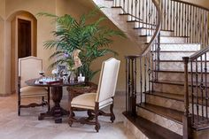 Stairways Treads And Risers Design Ideas, Pictures, Remodel, and Decor - page 9
