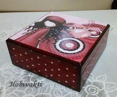 ♥♥ Hobi Vakti ♥♥: Küçük kutu