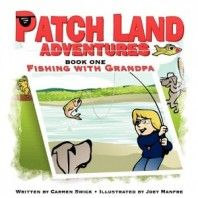 Patch Land Adventures  – Children's Books About Wearing an Eye Patch by Carmen Swick READ guest post
