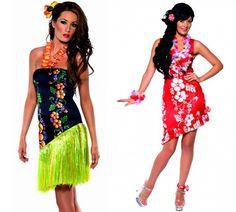 roupas para baile do hawai 1