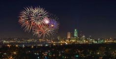 New Year's Eve downtown Omaha