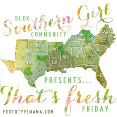 Welcome everyone to another week of That's Fresh Friday #44! We're so happy that you're hanging with us sharing your amazing post. If this is your first time with us and don't know what That's Fresh Friday is, it's a weekly link-up hosted by Southern Girl Blog Community and six other amazing ladies where you [...]