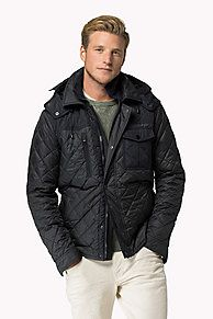 The Quilted Jacket is the seasons highlight: from the latest Tommy Hilfiger coats & jackets collection for men. Free returns & delivery over 50£.
