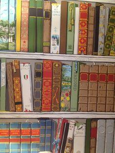 brunschwig and fils bibliotheque wallpaper - Bing Images
