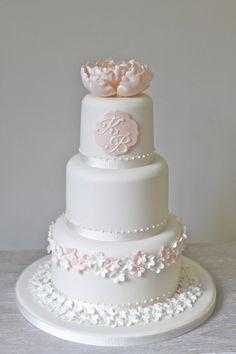 Wedding Magazine - Lookbook: classic wedding cakes