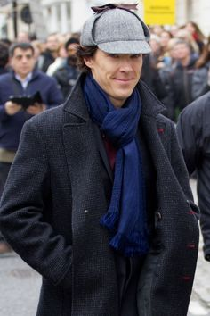SEE YOU IN 2 YEARS. It's gonna take a while before we see our favorite detective again- No new episodes of 'Sherlock' for 2 years Mark Gatiss, co-writer of the BBC mini-series, explains that the delay is mostly due to the unconventional format of the show #benedictcumberbatch