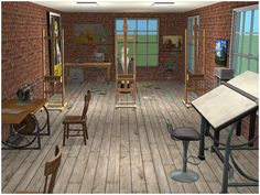 how to build a school sims 3